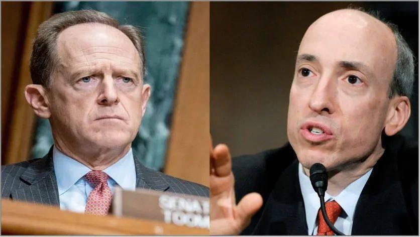 聚焦加密市场发展,美参议员要求明确「监管透明度」