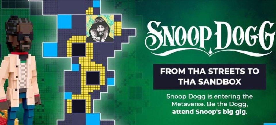 饶舌歌手 Snoop Dogg 的加密旅程:积极与链游合作,持仓千万美元 NFT